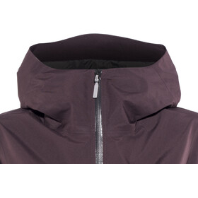 Black Diamond Liquid Point Veste shell Femme, bordeaux